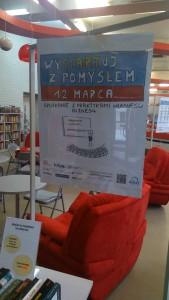 W ramach wystawy zawisły plakaty